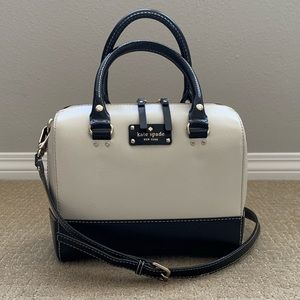 Kate Spade Alessa Wellesley Satchel Crossbody Bag